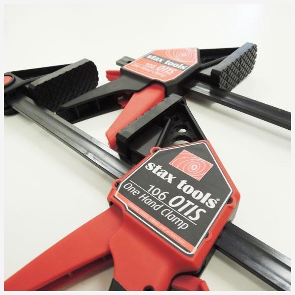 staxtools 106 オーティス ワンハンド クランプ(Otis One Hand Clamp):モデル:150mm kqlfttools 03