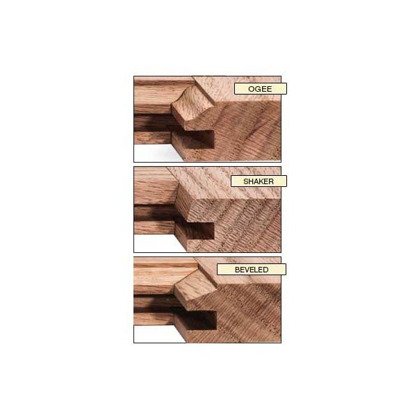 MLCS Stacked Rail & Stile Router Bits|kqlfttools|02