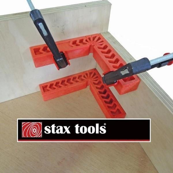 【stax tools】 CLAMPING SQUARES (クランピングスクエアズ) 2個set 200mmサイズ kqlfttools 02