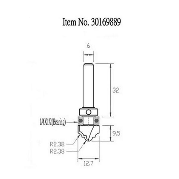 STAX TOOLS PlungeOgeeBits (プランジ オージー) 30169889|kqlfttools|03