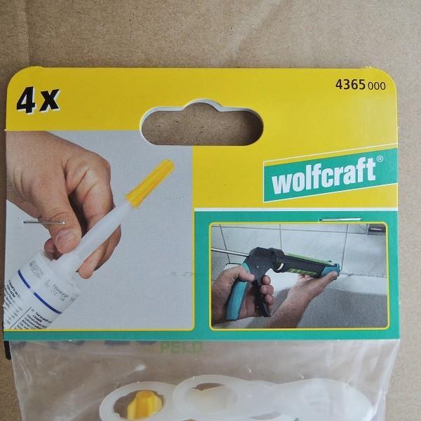 WOLFCRAFT #4365  シーリングチューブキャップ|kqlfttools|02
