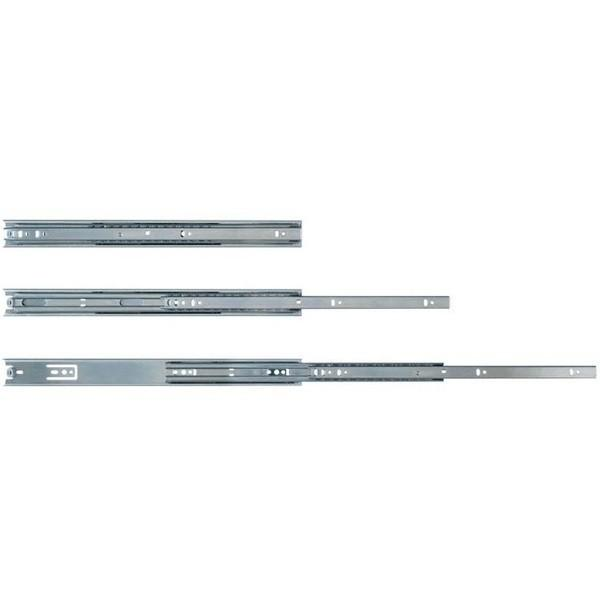 Kレバー スライドレール KP(3段引・引抜タイプ)200mm(A110-200) 1組|kqlfttools