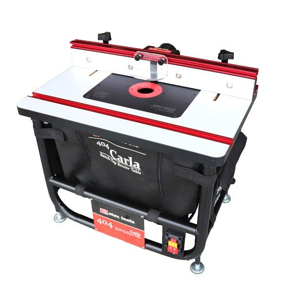 【stax tools】 404 CARLA - Bench Top Router Table (ベンチトップルーターテーブル)|kqlfttools