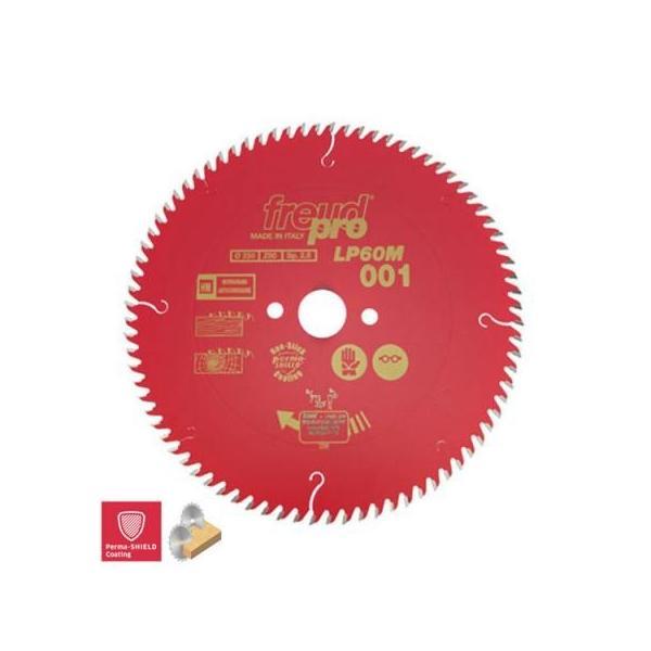 Freud ブレード LP60タイプ 仕上げ用  LP60M001 250mm|kqlfttools