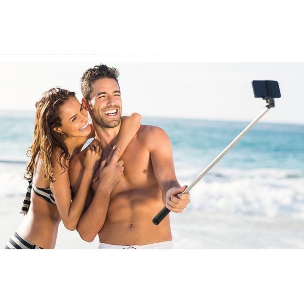 自撮り棒 セルカ棒 Bluetoothリモート 三脚一脚兼用 IphoneAndroidに対応 遠距離撮る可 日本語説明書付き|krisonstore|15
