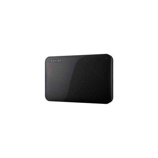 東芝 USB3.0接続 ポータブルハードディスク 2.0TB(ブラック)CANVIO BASICS(HD-ACシリーズ) HD-AC20TK|krsfyk