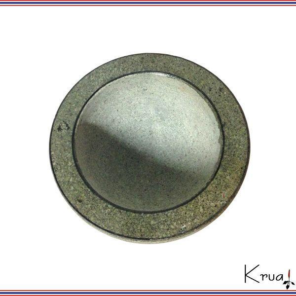 タイ職人手製 クロックヒン 石臼 大 石棒付き|krua|03