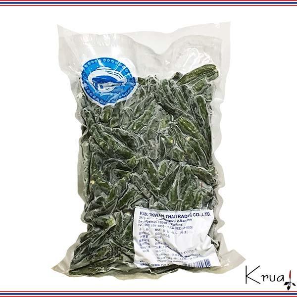 冷凍野菜 プリッキーヌキヨ 緑唐辛子 500g 冷凍クール便