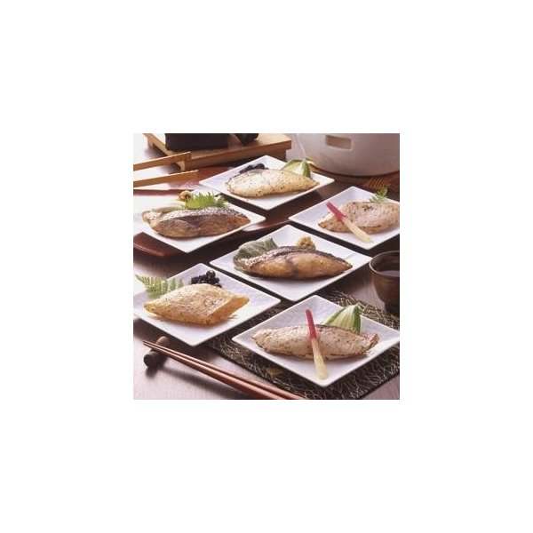 「漬魚三彩」8切入〔焼津水産ブランド認定〕粕漬、西京味噌漬け、みりん醤油漬、味噌漬|krypton|02