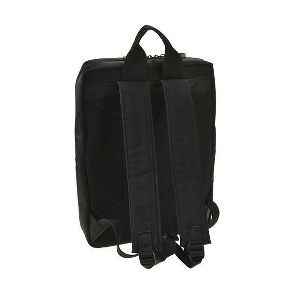 ウノフク BAGGEX D3Oデイパック ブラック 13-1084-10 1個