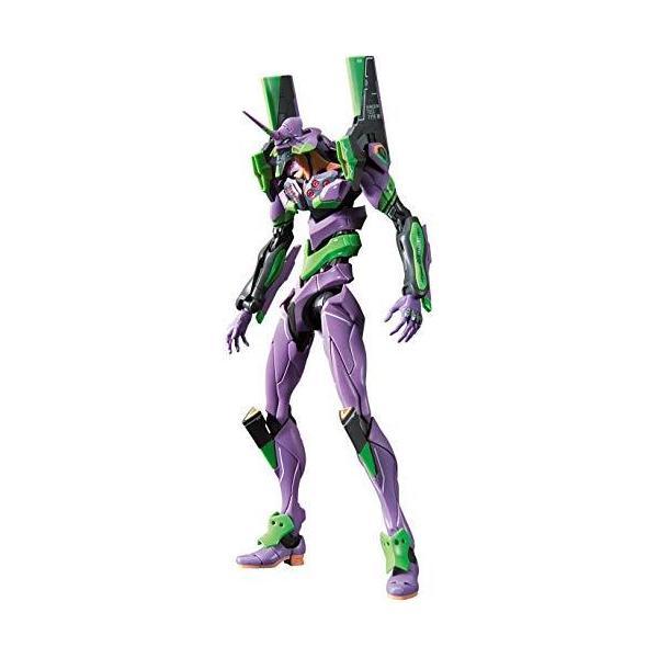 RGエヴァンゲリオン汎用ヒト型決戦兵器人造人間エヴァンゲリオン初号機色分け済みプラモデル