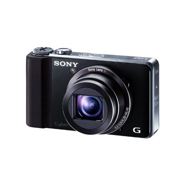 ソニー SONY デジタルカメラ Cybershot HX9V 1620万画素CMOS 光学x16 ブラック DSC-HX9V/B 中古 良品