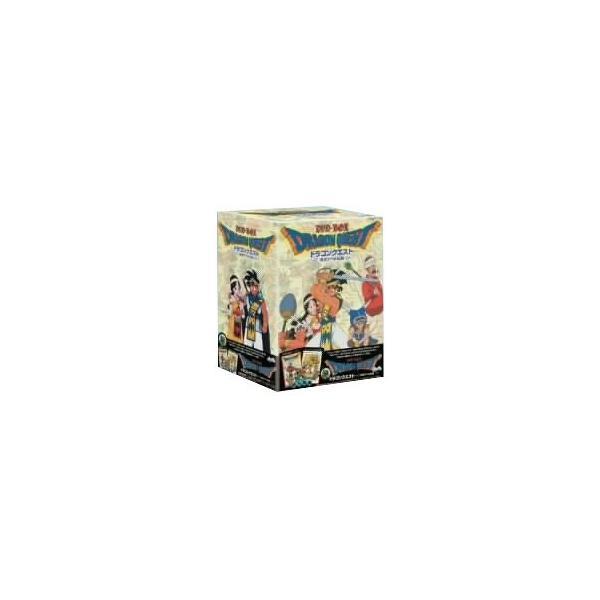 ドラゴンクエスト~勇者アベル伝説~ コンプリートDVD-BOX(限定生産) 中古 良品|ks-hobby