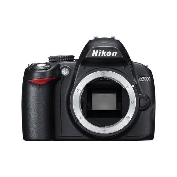 Nikon デジタル一眼レフカメラ D3000 ボディ D3000 中古 良品