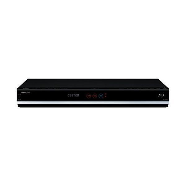 シャープ 500GB 2チューナー ブルーレイレコーダー AQUOS BD-W570