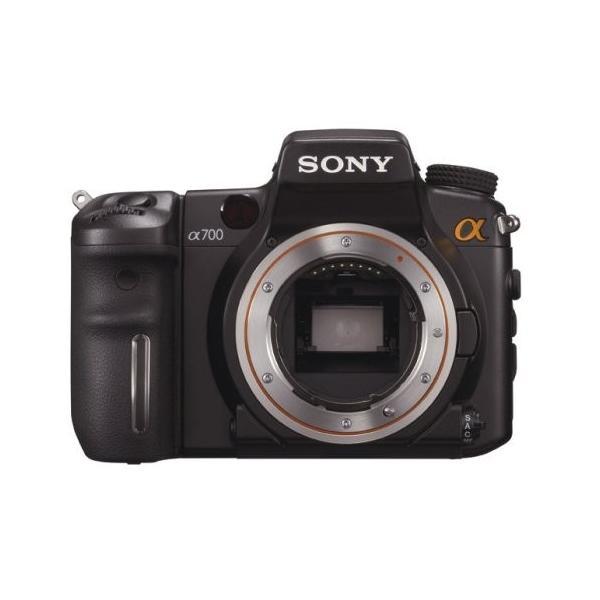 ソニー SONY デジタル一眼レフ α700 ボディ DSLR-A700 中古 良品