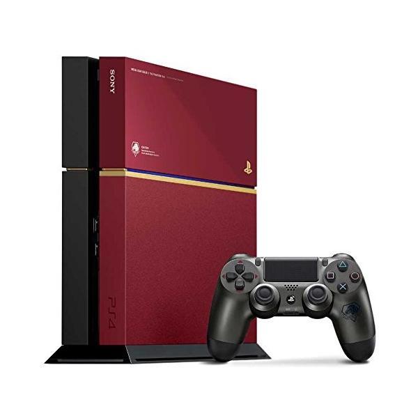 PlayStation 4 METAL GEAR SOLID V LIMITED PACK THE PHANTOM PAIN EDITION 中古 良品|ks-hobby