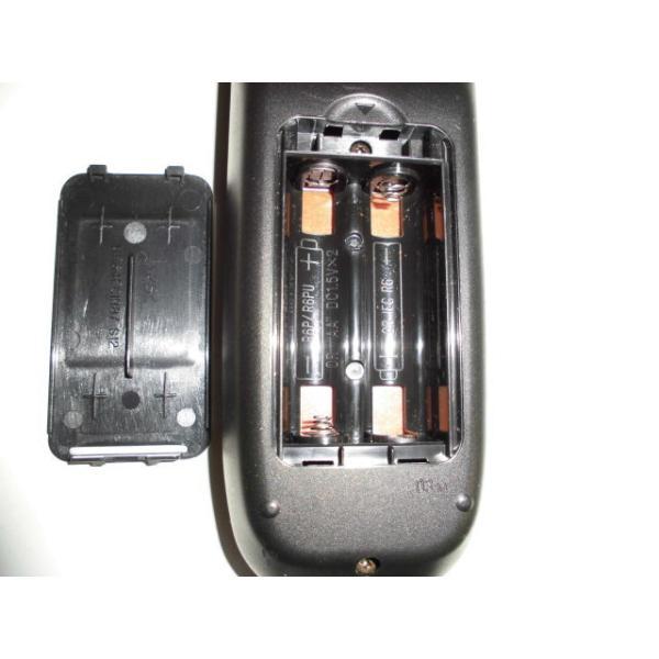 DENON RC-268 〓 デノン「DCD-7.5L」用リモコン, 良品,3M保証 〓 [004]