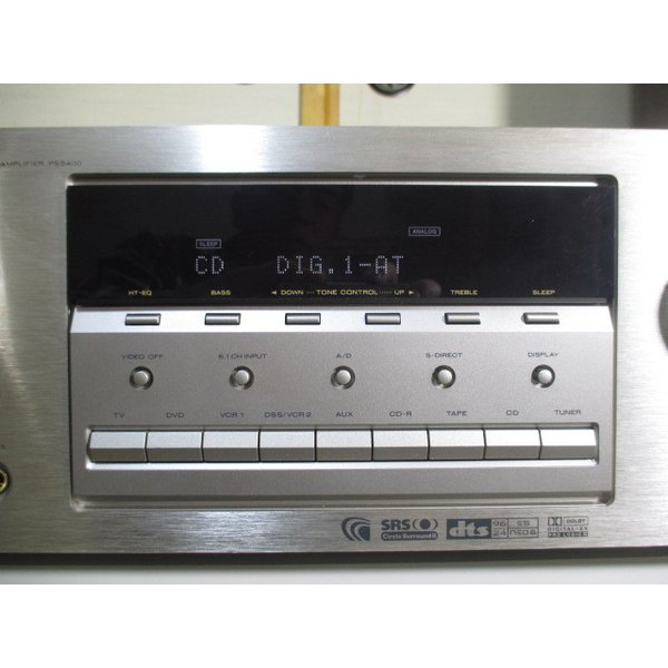 marantz PS5400 〓 マランツの多機能フルサイズAVアンプ, 良品,保証 〓 [002]