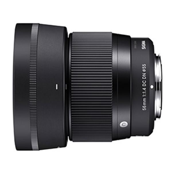 SIGMA 交換用レンズ マイクロフォーサーズ 56mm F1.4 DC DN Cライン (マイクロフォーサーズ)