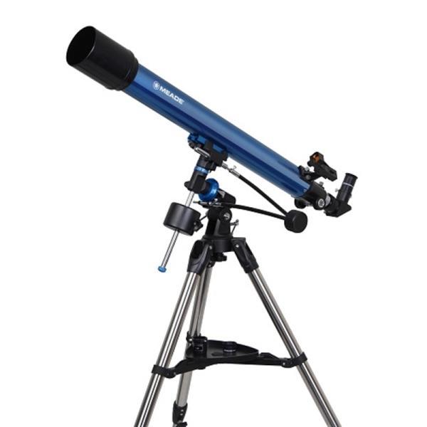 MEADE 天体望遠鏡+赤道儀セット EQM-70