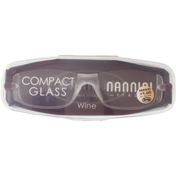 ナンニーニ コンパクトグラス2 1.0 NCG2-1.0-ワイン ワイン