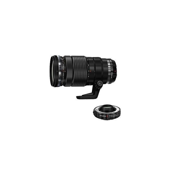 オリンパス 交換用レンズ マイクロフォーサーズ M.ZUIKO DIGITAL ED 40-150mm F2.8 PRO テレコンバーターキット