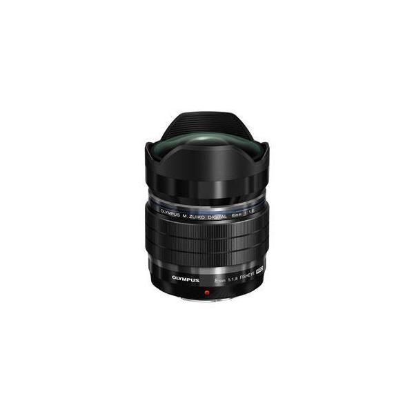 オリンパス 交換用レンズ マイクロフォーサーズ ED 8mm F1.8 Fisheye PRO