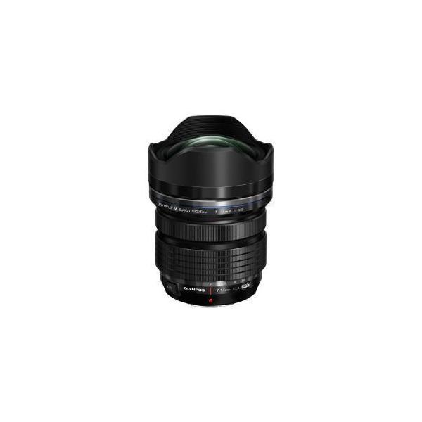 オリンパス 交換用レンズ マイクロフォーサーズ ED 7-14mm F2.8 PRO ブラック