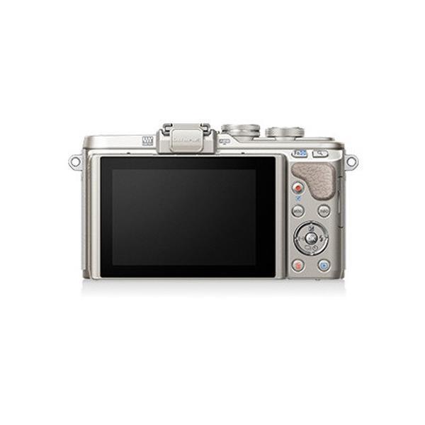 (アウトレット) オリンパス 小型一眼カメラ 2本レンズキット(電動ズーム+望遠) PEN(ペン) PEN E-PL8 EZダブルズームキット(ホワイト) ホワイト|ksdenki|02
