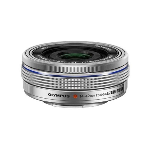 (アウトレット) オリンパス 小型一眼カメラ 2本レンズキット(電動ズーム+望遠) PEN(ペン) PEN E-PL8 EZダブルズームキット(ホワイト) ホワイト|ksdenki|03