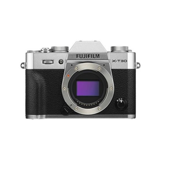 フジフイルム 小型一眼カメラ ボディ 4K X-T30-S シルバー