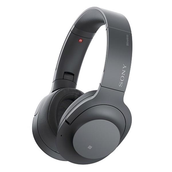 (アウトレット) ソニー Bluetoothヘッドホン WH-H900N B グレイッシュブラック ksdenki