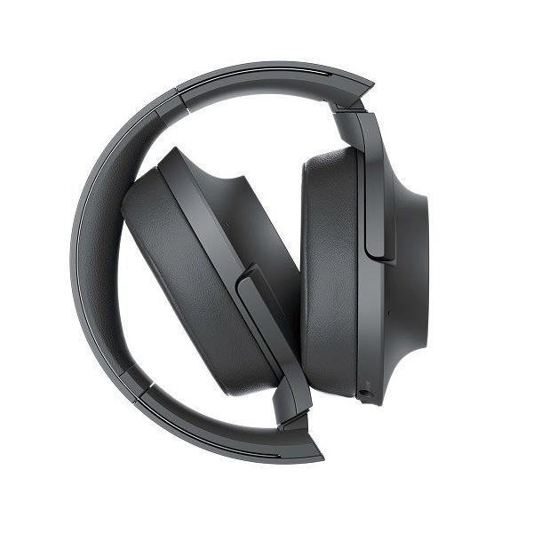 (アウトレット) ソニー Bluetoothヘッドホン WH-H900N B グレイッシュブラック ksdenki 04