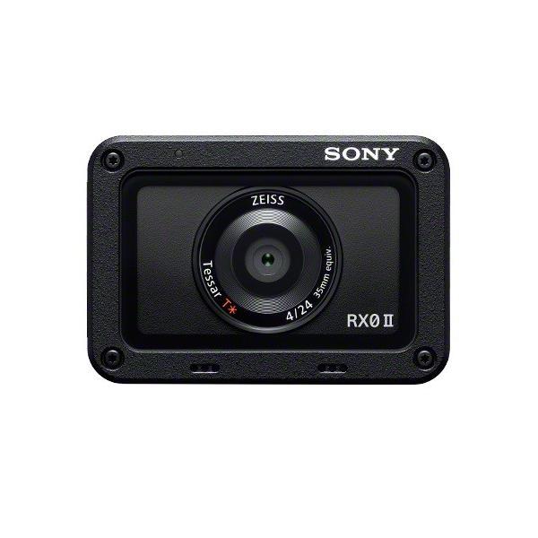 ソニー 高画質タイプデジタルカメラ Cyber-shot(サイバーショット) DSC-RX0M2