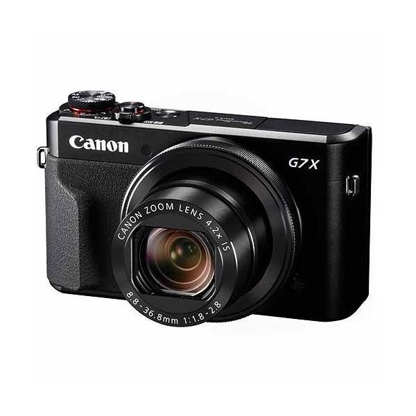 キヤノン 高画質タイプデジタルカメラ PowerShot(パワーショット) PSG7X MARK2 (PowerShot G7X MARK2)
