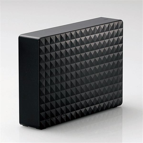 SEAGATE 3.5インチHDD MX SGD-MX040UBK ブラック HDD:4TB