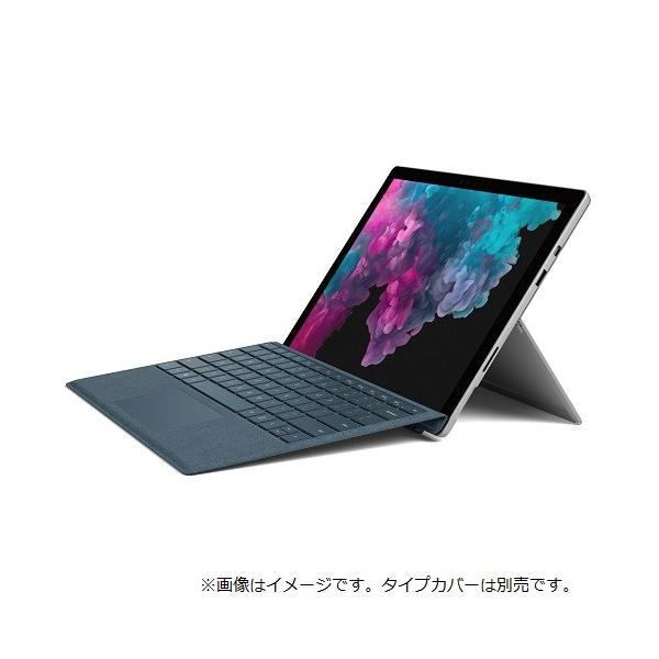 マイクロソフト SurfacePro6(i5 128GB 8GB) LGP-00017 プラチナ|ksdenki|02