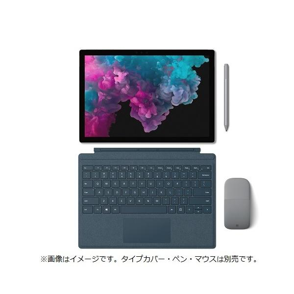 マイクロソフト SurfacePro6(i5 128GB 8GB) LGP-00017 プラチナ|ksdenki|03