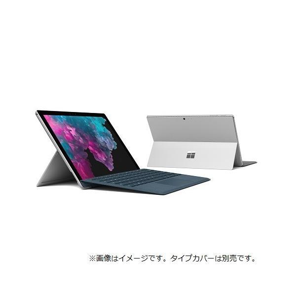 マイクロソフト SurfacePro6(i5 128GB 8GB) LGP-00017 プラチナ|ksdenki|04