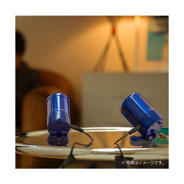 サ−モス VELOS真空ワイヤレスポータブルスピーカー SSA-40S BL ブルー