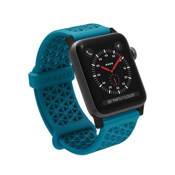 Catalyst Apple Watch 42mm シリーズ3/2/1用バンド CT-SBAW1742-GB グレイシアブルー|ksdenki
