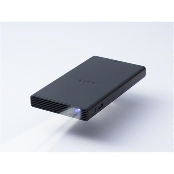 ソニー モバイルプロジェクター MP-CD1の画像