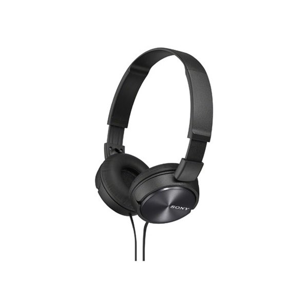 ソニー ステレオヘッドホン MDR-ZX310 B ブラック