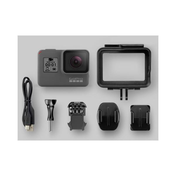 (アウトレット) GoPro(ゴープロ) ウェアラブルカメラ HERO CHDHB-501-RW|ksdenki|02