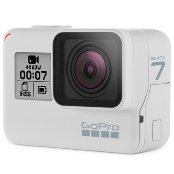 (アウトレット) GoPro(ゴープロ) ウェアラブルカメラ 4K HERO7 Black Limited Edition CHDHX-702-FW Dusk White|ksdenki