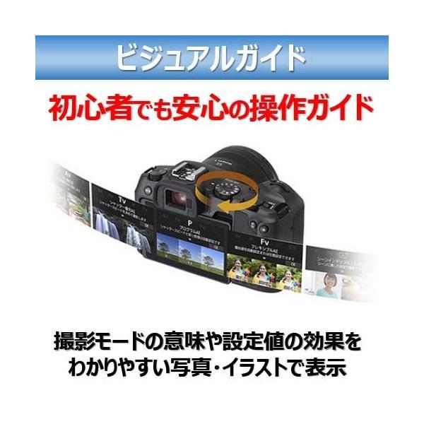 キヤノン 小型一眼カメラ 1本レンズキット(マクロ) 4K EOSRP-35MISSTMLK