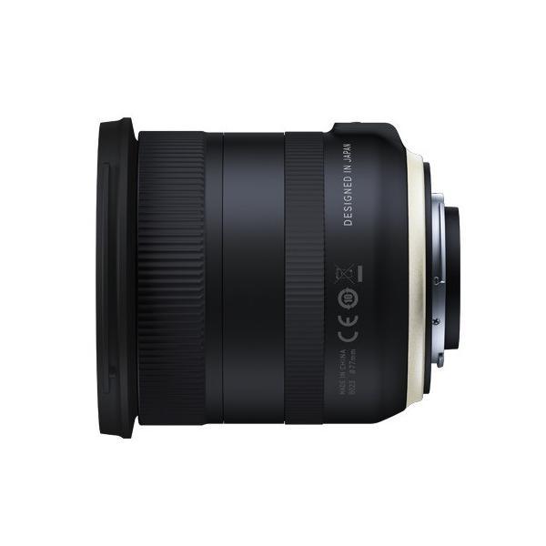 タムロン 交換用レンズ ニコンFマウント 10-24mm F/3.5-4.5 DiII VC HLD B023(ニコン)