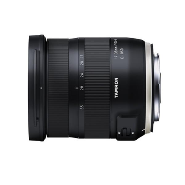 タムロン 交換用レンズ キヤノンEFマウント 17-35mm F/2.8-4 Di OSD A037(キャノン)