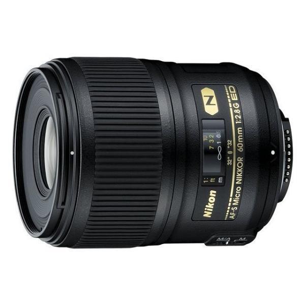 ニコン 交換用レンズ ニコンFマウント AF-S Micro 60mm f/2.8G ED